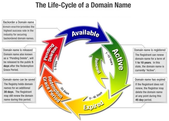 Apa Itu Siklus Masa Aktif Domain? 1